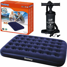 Maelas gonflable Bestway Flocked Airbed (double)