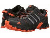 Adidas Men's Rockadia Trail M Running Shoes Grippy Size 6.5  BY1790