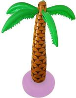 Inflatable Palm Coconut Tree 90cm Hawaiian Summer Beach Garden Party Prop QU028