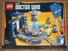 Lego Ideas Doctor Who Set 21304 New Unopened Dalek Clara Oswold Retired