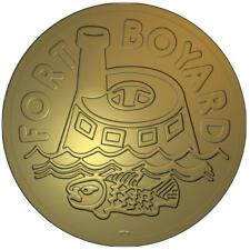 Médaille Fort Boyard Monnaie de Paris