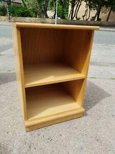Bedside Table Bookcase Lamp Stand Shelve FREE MANCHESTER DELIVERY **