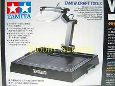 Tamiya  WORK STAND w/ MAG LENS  re 1/12 1/24 1/32 1/35 1/48  Work Stantion 74064