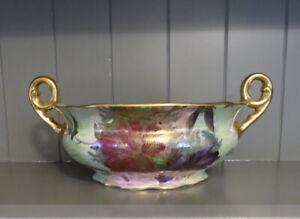 Maling Azalea Bowl 6439 & Bon Bon Dish