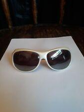 vintage rare white Maui Jim sunglasses