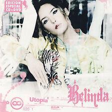 Belinda Utopia 2 2007 Special Edition CD DVD Set