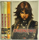 Lot 3 Mangas VF - CHONCHU - Coffret Vol 4 - n° 10 + 11 + 12 - TOKEBI - NEUF