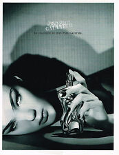 PUBLICITE ADVERTISING 024   1999   JEAN-PAUL GAULTIER   parfum LE CLASSIQUE