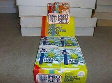1X 1990-91 Pro Set Soccer PACK : Bulk Lot Available : Football UK Mint