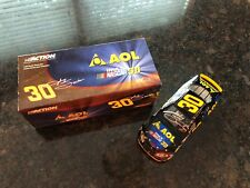 Action Johnny Sauter AOL IMAX 2004 Monte Carlo autographed auto NASCAR 1/24