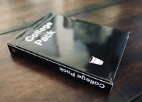 Cards Against Humanity - College Pack - Standard Expansion Pack Set New