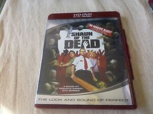 Shaun of the Dead HD DVD Region Free  Simon Pegg, Nick Frost