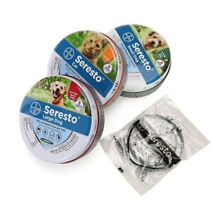 Flea-proof collar for Dog or Cat, 8 Month Flea & Tick Prevention. FREE SHIPPING