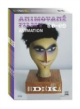 Animated films / Jiri Brdecka Collection Set 34 Films Czech 3xDVD Engl.subt.