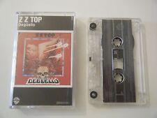 ZZ TOP TRES DEGUELLO CASSETTE TAPE WARNER BROS GERMANY 1979