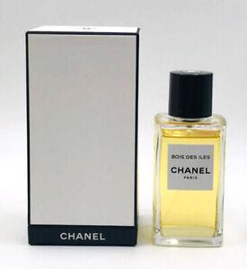 LES EXCLUSIFS DE CHANEL BOIS DES ILES 2.5 oz (75 ml) EDT Spray NEW in BOX