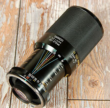 BARGAIN Tamron 80 210mm Telephoto zoom 103A Adaptal AD AD2 Lens + case