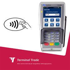 Mietvertrag für mobiles ec cash Lesegerät Verifone VX 680 GPRS günstig mieten