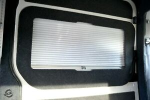 VW Crafter/Sprinter Sliding Door Window Integrated Blind/Shade