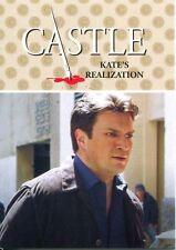 Castle Seasons 3 & 4 Caskett Chase Card  C9