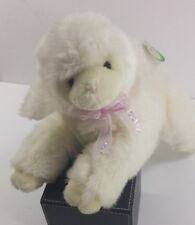 Angel Toy Plush White Lamb Stuffed Animal Soft 12 inches Baby Toddler Toy Gift
