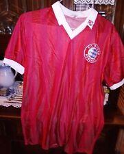 Maglia Calcio Bayern Monaco TRIKOT jersey camiseta Vintage Germania München