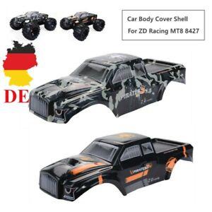 Karosserieteil Car Body Cover für ZD-Racing MT8 8427 1/8 Offroad Buggy RC DE