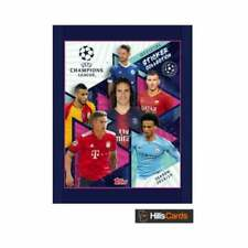 Champions League 2018/19 Topps Sticker Collection. Full Boxs X3 2 Album