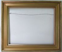 ANTIQUE   GREAT QUALITY GILT FRAME FOR PAINTING, PRINT8)  20 X 16 INCH  (g-8)
