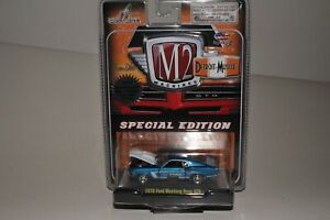M2 MACHINES 1970 FORD MUSTANG BOSS 429, 2010 DIECASTSPACE.COM LE, 1 OF 492