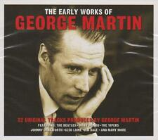 THE EARLY WORKS OF GEORGE MARTIN (NEW SEALED 2CD)