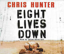 Chris Hunter EIGHT LIVES DOWN - CD Audio Book Iraq Bomb Disposal IEDs Insurgents