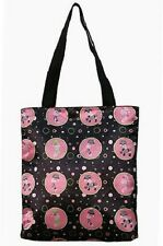 NEW Licensed Hey Poodle PURSE STEPHANIE HAND BAG MAGAZINE TOTE