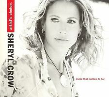 Sheryl Crow Artist's Choice Music that Matters to Her CD 2 Two Sided
