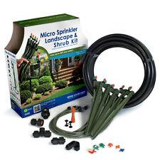 Mister Landscaper Rain Bird Garden Hose Watering Drip Irrigation Landscape Kit