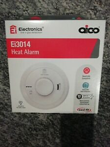Aico 3000 Series EI3014 Heat Alarm BNIB exp may 2030