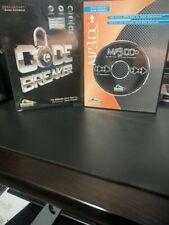 Sega Dreamcast Pelican Code Breaker Codebreaker SEALED ULTRA RARE & MP3 DC SET