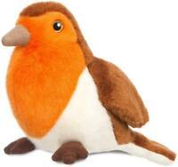 Aurora Mini Flopsies Robin Plush Toy 61007