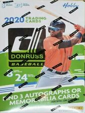 NEW YORK METS 2020 Donruss HOBBY Baseball - 3 Box BREAK  - HOT CASE?