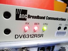 Adc Broadband Communications Remote Receiver - Dv6312Rsr