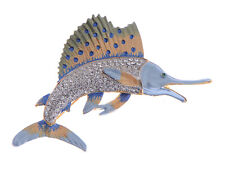 Fashion Jewelry Pin Brooch gift Colorful Tone Crystal Rhinestone fish shark
