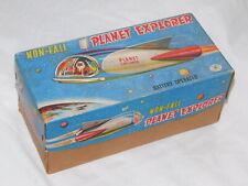 Vintage Planet Explorer Box Modern Toys 1950s Masudaya Non-Fall Japan Battery Op