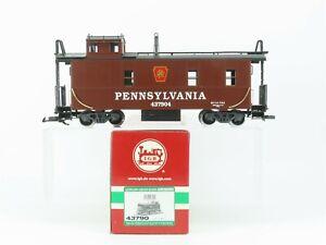 G Scale LGB 43790 PRR Pennsylvania Railroad Offset Cupola Caboose #437904