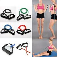 Sport Resistance Fitness Bands Elastic Stretch Yoga Gym Excercise Band Cord