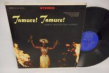 Tamure! Tamure! Chants Tahitien Pour La Danse 1960 LP EX Tiki Lounge Exotica