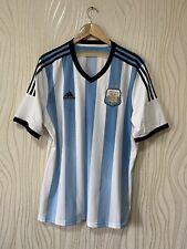 ARGENTINA 2015 2016 HOME FOOTBALL SHIRT SOCCER JERSEY ADIDAS G74569