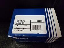Capewell Slim 4.5 XL Horseshoe Nails 250 Piece Box Farrier Blacksmith
