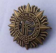 Irish War of Independence Irish FREE STATE ARMY CAP BADGE,