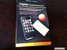 Copter Displayschutzfolie /  Screen Protector für Nokia N9 / Lumia 800, NEU
