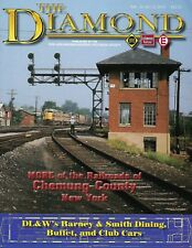 The Diamond: 2nd Qtr, 2018 issue of the ERIE LACKAWANNA Historical Society (NEW)